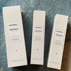 Kerasilk Revitalize Trio!